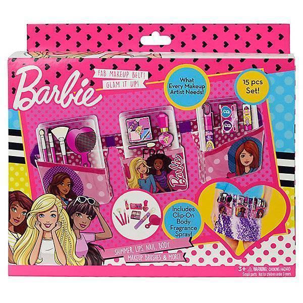 Детская косметика барби для девочек купить косметика для обертывания купить минск